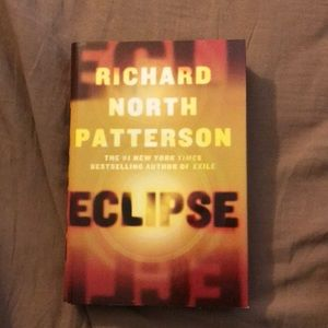 Eclipse by Richard North Patterson book